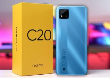 Sale Extended - realme C20, (32 GB, 2 GB RAM) At Rs.6254
