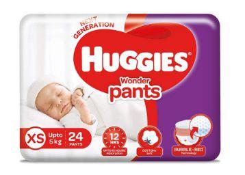 Huggies Wonder Pants Extra Small / New Born
