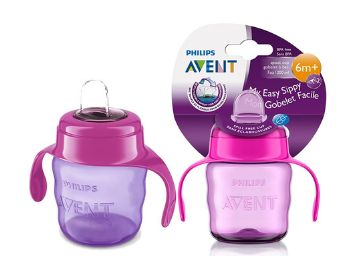 Philips Avent Silicone Rubber Classic Soft Spout Cup