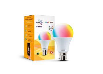 wipro 12 Watts B22 LED White Bulb, Pack of 1 (NS1210)