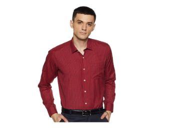 Amazon Brand - Symbol Men Formal Shirt