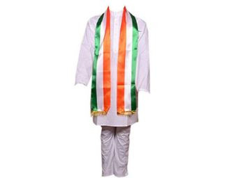 Fancydresswale Independence Day Tricolor Combo for Kids