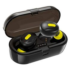 WeCool Moonwalk Mini Earbuds with Magnetic Charging Case
