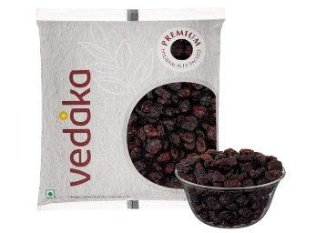 Amazon Brand - Vedaka Premium Whole Candied Cranberries, 100g AT Rs. 65