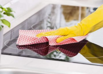 YORK Kitchen & Household Cleaning Cloth Cloth 5 Pieces Assorted Colours