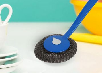 Kleeno by Cello Dura Handy Scourer- Blue, At Rs.62