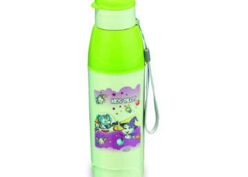 Asian Plastowares Good Luck Plastic Insulated Water Bottle, 500 ml (Pista), At Rs.87