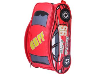 Waterproof Polyester Car Backpack for Kids- (Red), At Rs.165