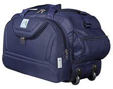 M MEDLER Epoch Nylon 55 litres Waterproof Strolley Duffle Bag