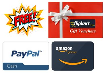 Hurry Grab Now - Share Opinion & Take FREE Gift Vouchers !!