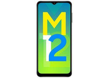 Samsung Galaxy M12 (Black,6GB RAM, 128GB Storage)