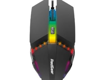 Redgear A-10 Wired Gaming Mouse, At Rs.299