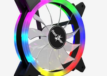 Redgear Turbo F-1 Case Cooling Fan, At Rs.499
