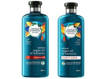 Herbal Essences Bio Renew Argan Oil Of Morocco Shampoo, 400 Ml