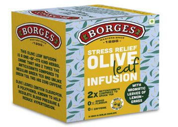 Stress Relief Olive Leaf Infusion, At Rs.89