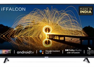 iFFALCON 80 cm (32 inches) HD Ready Android Smart LED TV, At Rs.11999