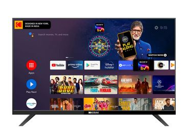 Kodak 80 cm (32 inches) HD Ready Certified Android Smart LED TV, At Rs.13499