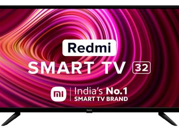 Redmi 80 cm (32 inches) HD Ready Android Smart LED TV, At Rs.14499