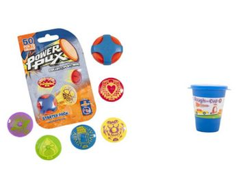POWER PUX Starter with Free Fundough Dough Cup, At Rs.279