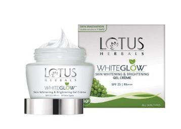 Lotus Herbals WhiteGlow Skin Whitening And Brightening Gel, At Rs.168