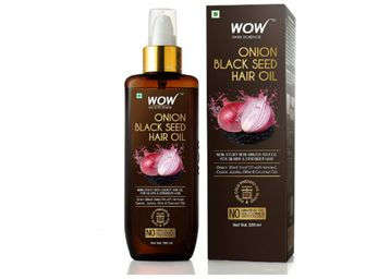 WOW Skin Science Onion Hair Oil, At Rs.
