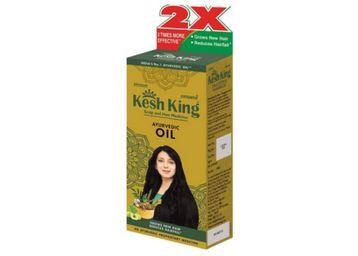 Kesh King Ayurvedic Anti Hairfall Hair Oil, At Rs.198