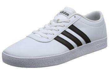 Adidas Unisex-Adult Easy Vulc 2.0 Leather Skateboarding Shoe