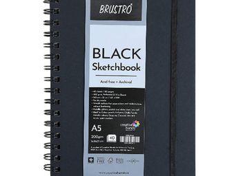 Brustro Black Sketchbook, At Rs.282