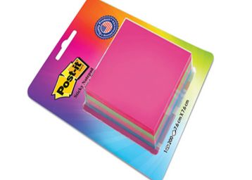 Cube - 4 Color sticky Notes, At Rs.128