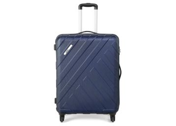 Safari Ray Polycarbonate 77 cms Midnight Blue Hardsided Check-in Luggage, At Rs.2299