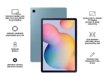 Buy Samsung Galaxy Tab S6 Lite 26.31 cm (10.4 inch)   4 GB RAM, 64 GB ROM