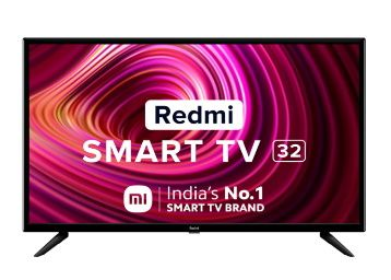 Redmi 80 cm (32 inches) HD Ready Android Smart LED TV At Rs. 14499 + Extra Bank Off