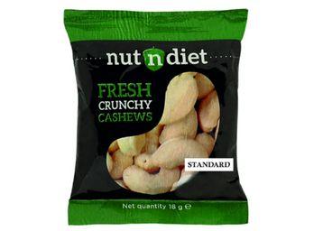 Fresh Crunchy Cashews Standard Wholes, At Rs.27