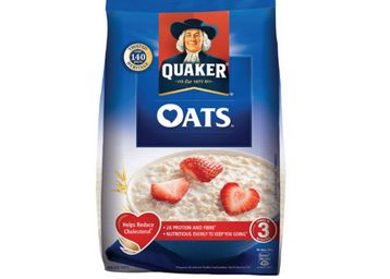 Quaker Oats Pouch, 1000 g, At Rs.146