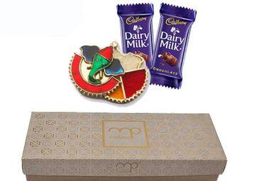 Chocolate - Wedding Day / Engagement / Diwali Festival / Bhai Dooj Gift, At Rs.199