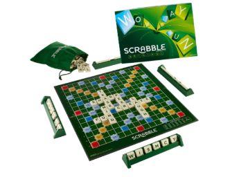 Buy Mattel Scrabble Board Game, Word, Letters Game, Multi Color