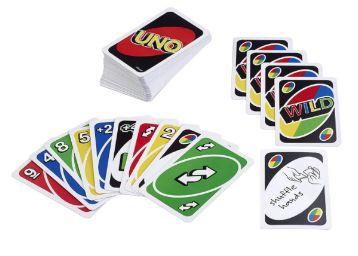 Buy Mattel Uno Playing Card Game