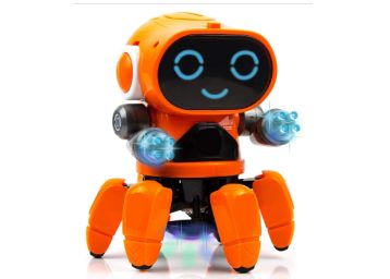 Buy WireScorts Bot Robot Toy (Multicolor)