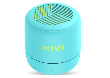 Buy Mivi Play Bluetooth Speaker with 12 Hours Playtime. Wireless Speaker Made in India