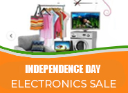 Flipkart New Year Sale on Appliances: Upto 70% OFF + 10% OFF on SBI Card