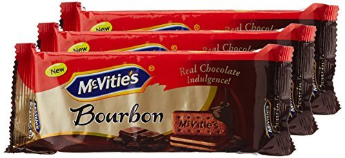 McVitie's Bourbon, 100g (Buy 2 Get 1 Free) low price