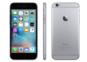 Apple iPhone 6 (Space Grey, 16 GB) low price