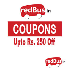 Coupon Code Red Bus