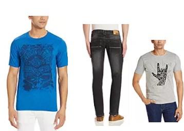 Get Men's Clothing at 55% off low price