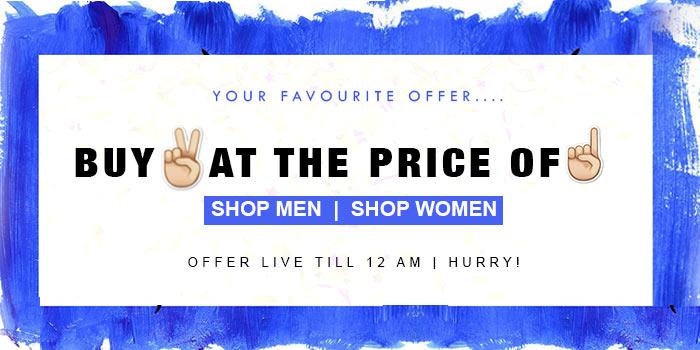 Yepme- Buy 1 Get 2 Free low price