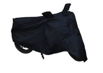 Universal Bike Body Cover With 2 Mirror Pockets