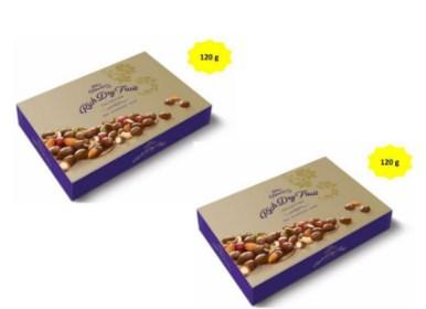 Get Cadbury Chocolate Pack 120 gm Pack of 2 low price
