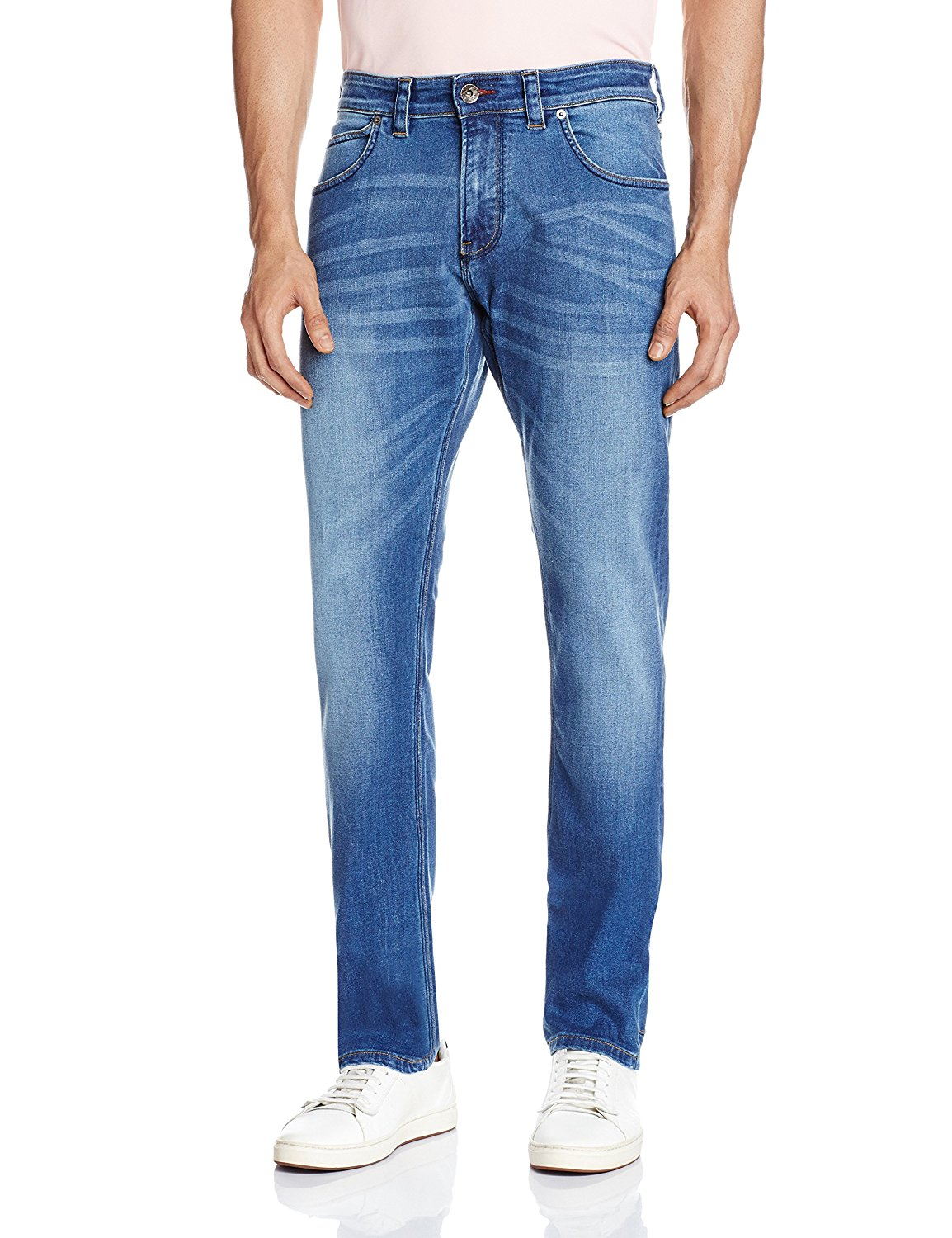 French Connection Men's Skinny Fit Jeans low price