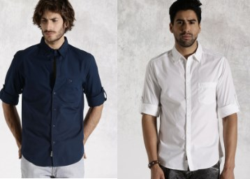 Roadster Shirts Minimum low price