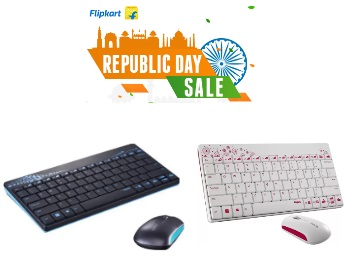 Rapoo 8000 Wireless Keyboard and Mouse Combo low price